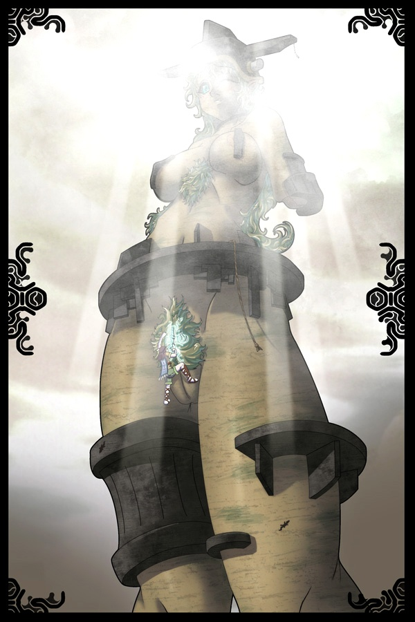 the of malus shadow colossus Where do i find a wood elf in skyrim