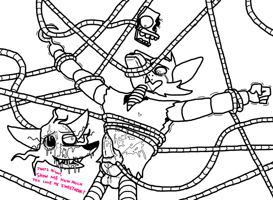 mangle fnaf fanfiction and foxy Hazel sword in the stone
