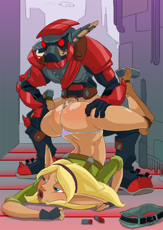 daxter characters jak and female Kenichi the mightiest disciple kisara