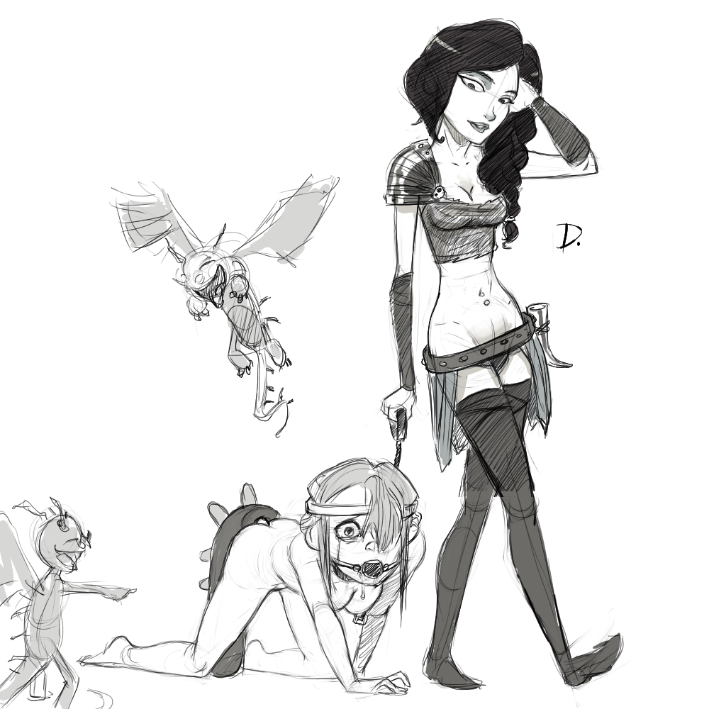 sarada and how get boruto to Fall-from-grace planescape