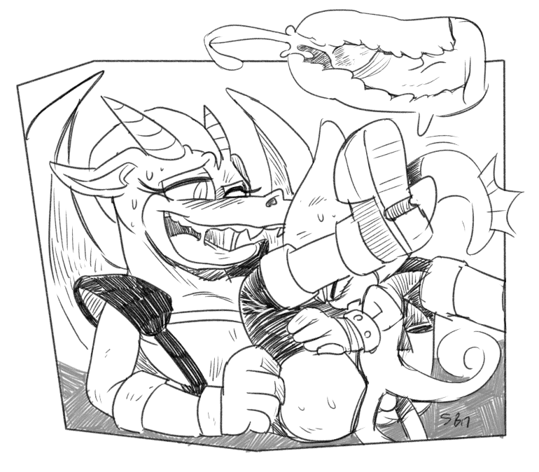 sonic sex having amy and Under(her)tail 2