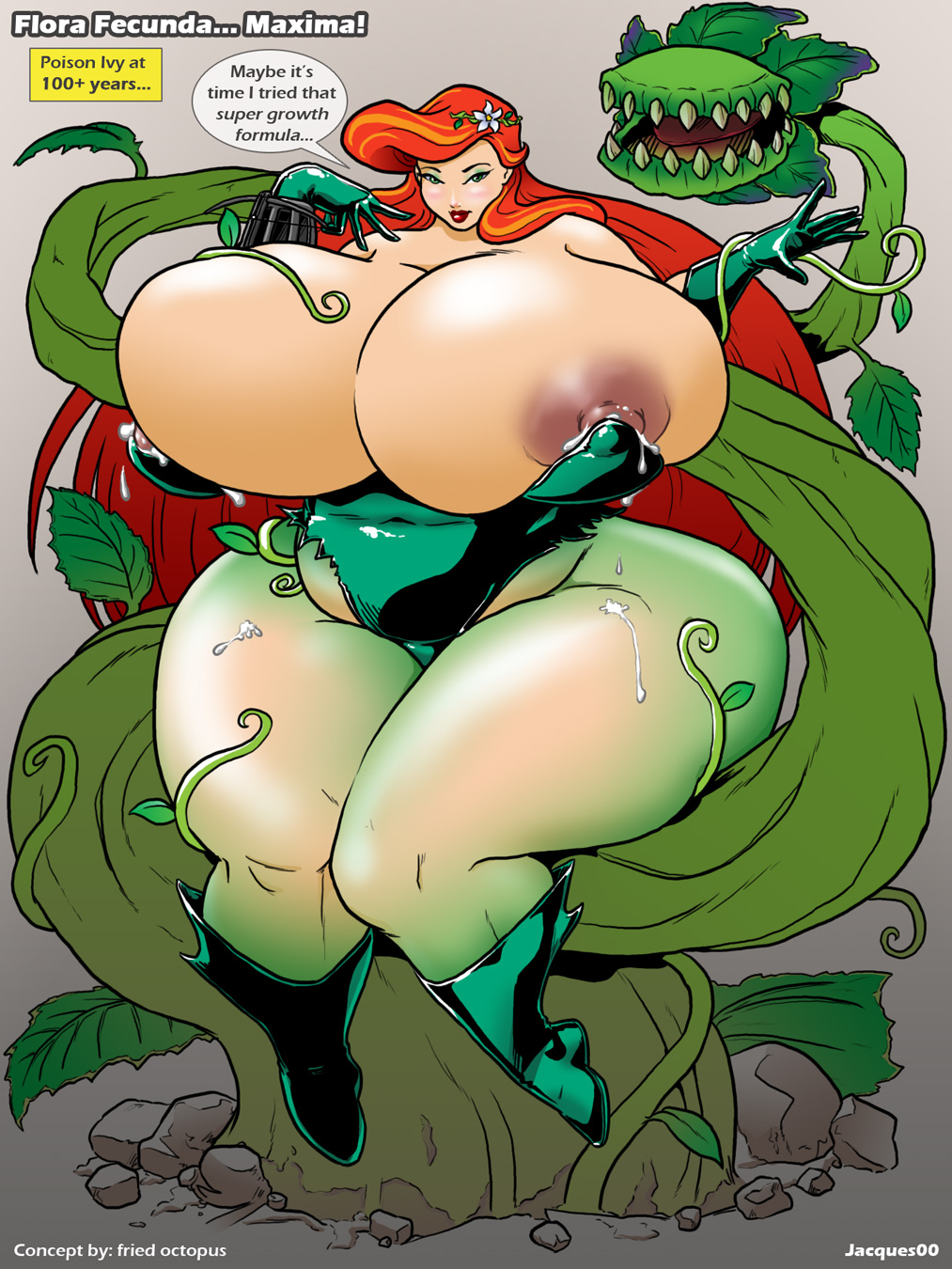 poison 2004 ivy the batman Star wars rogue one nude