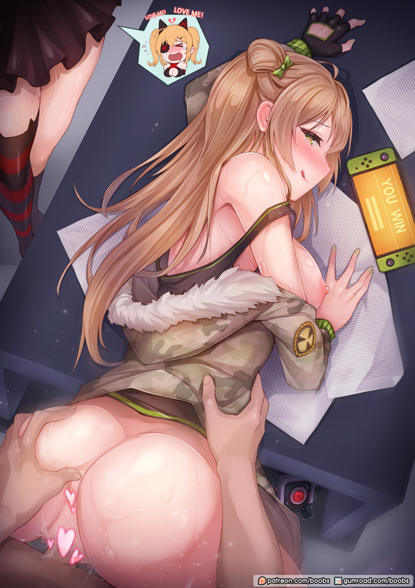girls ots-14 frontline Naked five nights at anime