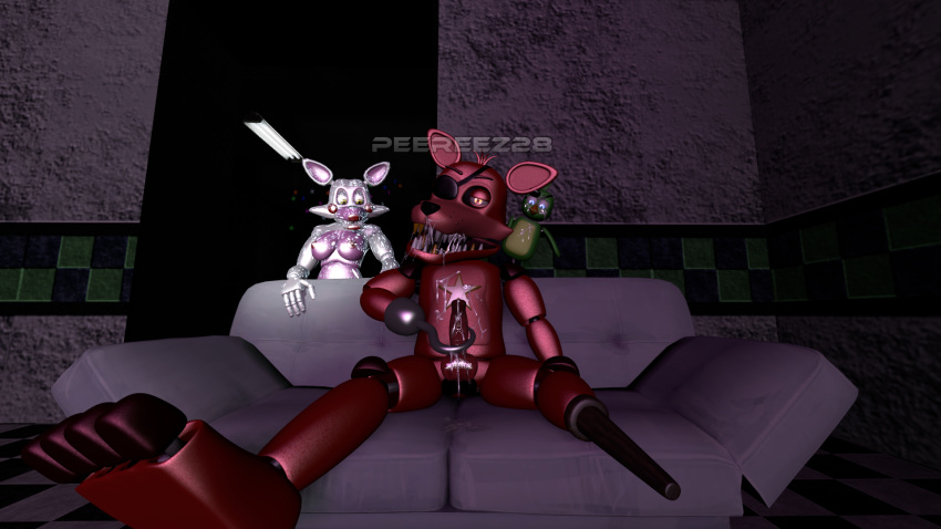 and baby fanfiction foxy a have mangle Ban the seven deadly sins